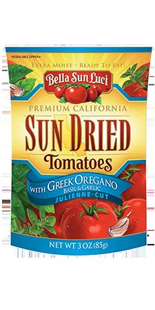 Tomate Deshidratado Seco Con Oregano