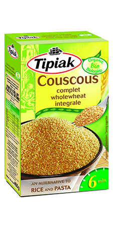 Cous Cous Bio Organico